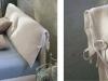 tessuto bianco