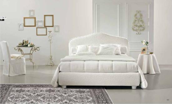 Camere Da Letto Moderne Ebay : Letto Matrimoniale Imbottito Nefi ...