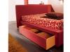 cassettoni del letto