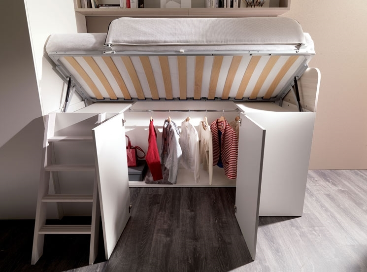 Stunning Letto Singolo A Soppalco Pictures - Skilifts.us - skilifts.us
