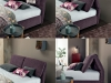 testiera reclinabile