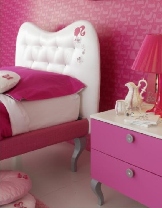 Letto di Barbie Diamond, singolo o piazza e mezzo