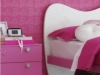 barbie gloss, il letto di barbie