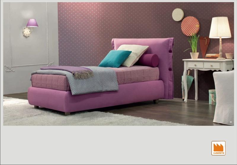 Testiera Letto Singolo Con Contenitore : Testiera contenitore letto singolo free letto contenitore in