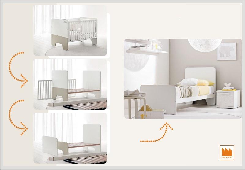Camerette bambini provenzali idee per il design della casa for Ikea lettini bimbi