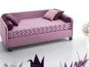 Letto imbottito a divano Antares