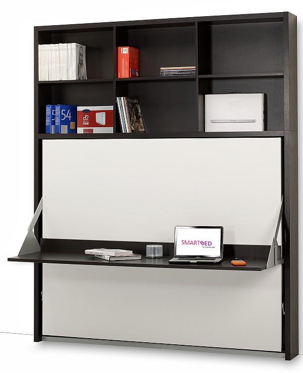 Letti a scomparsa con scrivania. Mobili letto trasformabili
