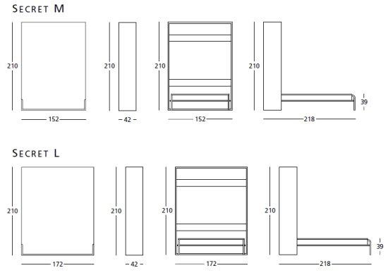 Misura Standard Letto Singolo. Dimensioni Materassi Singolo With ...