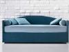 sirio letto singolo a divano