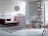 cameretta divanetto rosa