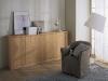 mobile letto in legno