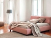 letto rosa allison