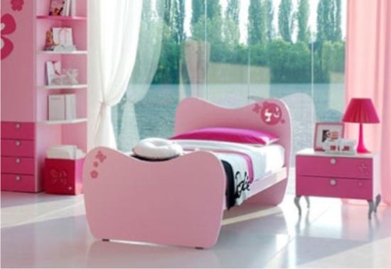 Letti Romantici E Letti Di Barbie Per Ragazze