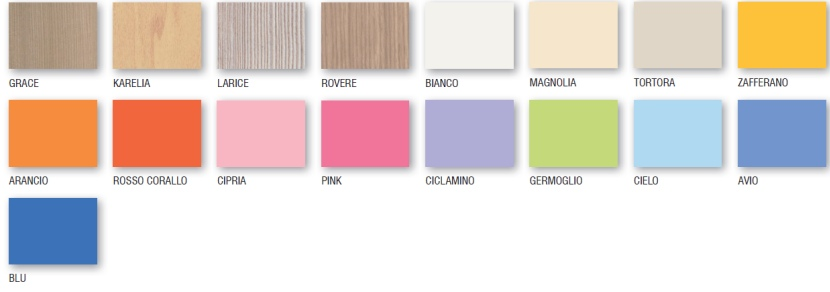 colori doimo cityline