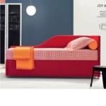 letto imbottito a divano venice