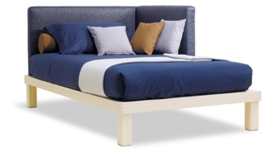 Letti tumidei a una piazza e mezzo con pianale - Ikea divano letto una piazza e mezza ...