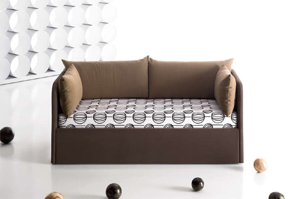 Divano Letto Singolo : Letti a divano divani in camera e in cameretta
