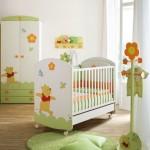 Lettino per neonati Winnie Pooh