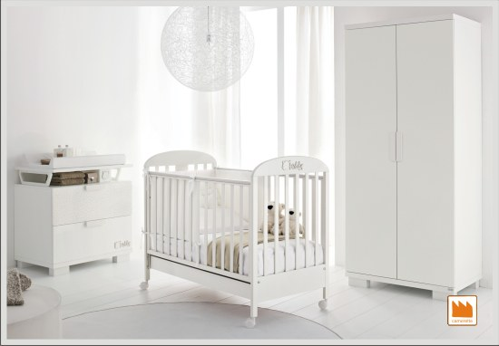 Lettino per neonati Delice