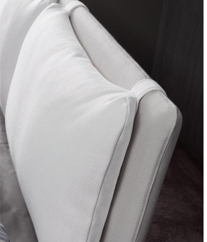 Pitagora testiera cuscino