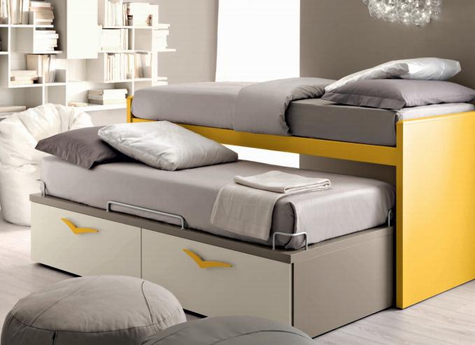 Doimo CityLine | Letti, castelli e camere da letto