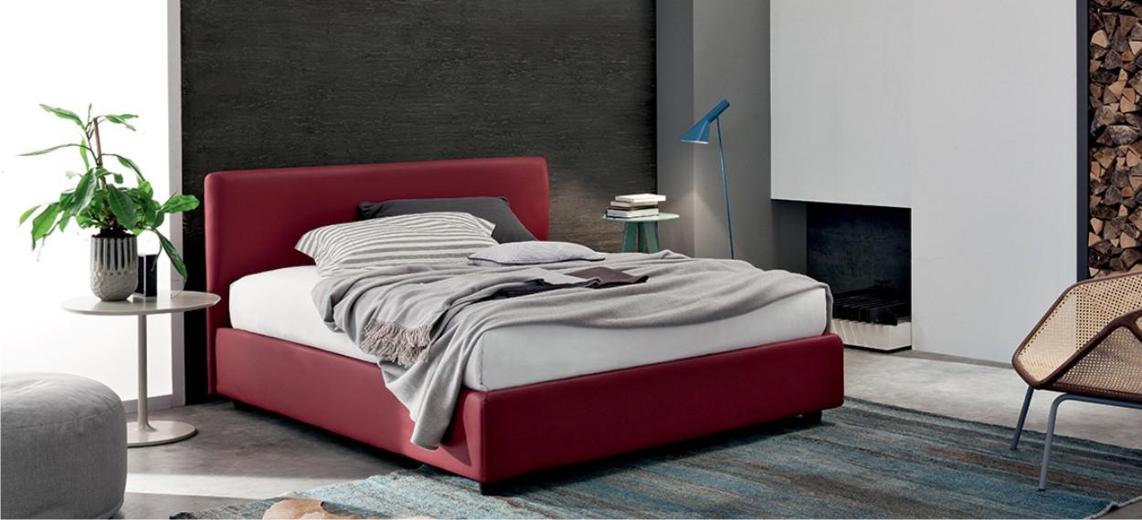letto moderno benny