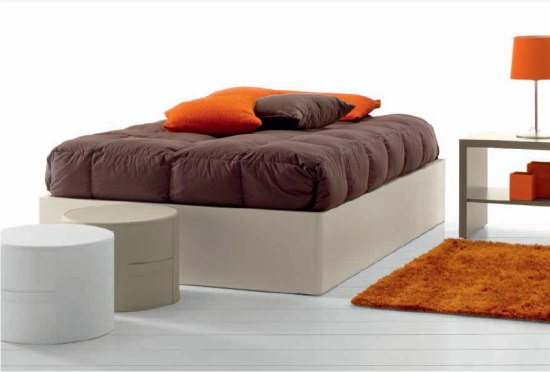 Letto sommier dream matrimoniale