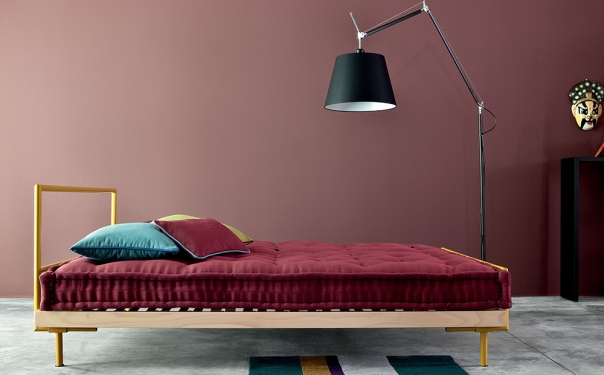 letto moderno di design by twils