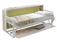 mobile letto scrivania