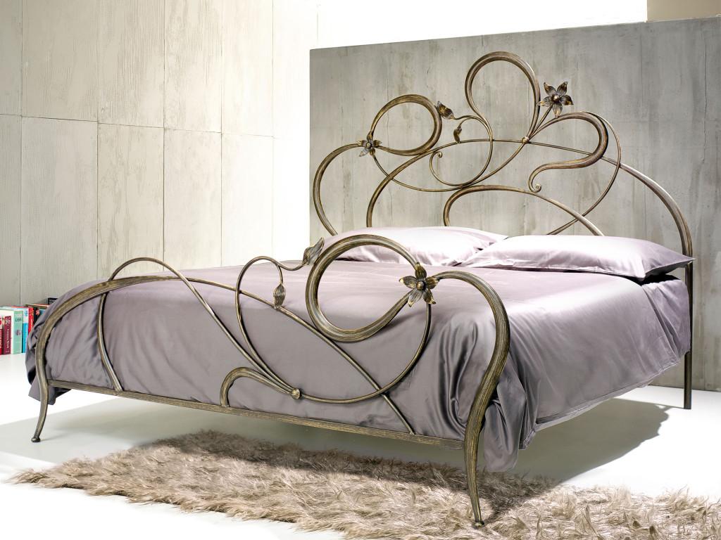 letto roccocò