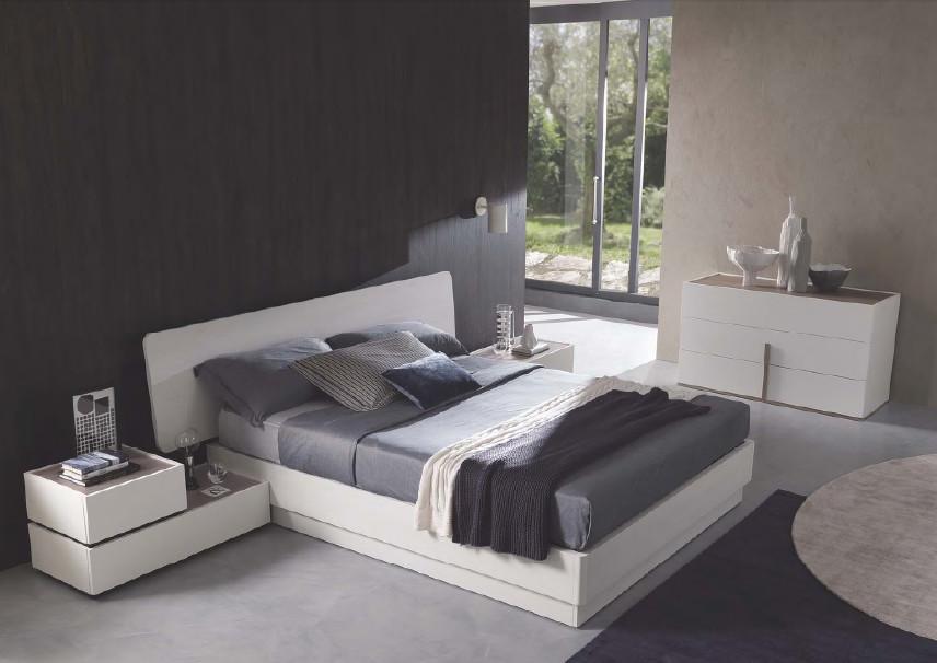 letto contenitore legno