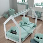 letto casetta montessoriano