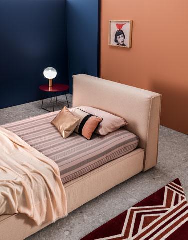 letto piazza e mezzo Nolita